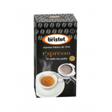 Bristot Espresso ESE pody 18 ks