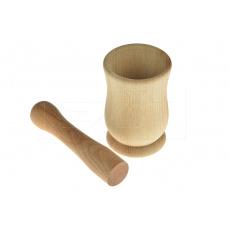 Dřevěný drtič koření