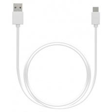 Grab 'n Go data kabel 2m USB/USB-C, White