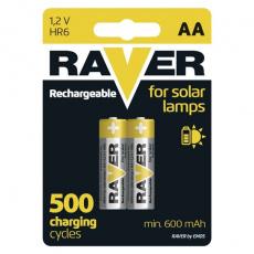 Raver BAT. SOLAR NIMH HR6 2BL