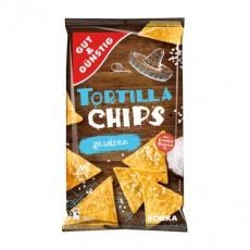 GG Tortilla chips pečené na slunečnicovém oleji solené 300g