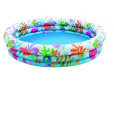 Intex 59431 Bazén nafukovací dětský FISH
