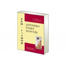 Japonsko - český slovník