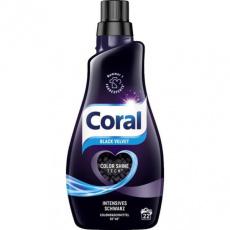 Coral prací gel Black Velvet 22PD 1,1l