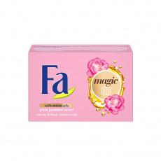 Fa Magic oil Pink jasmin tuhé mýdlo 90g