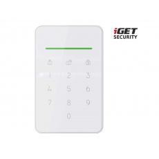 iGET SECURITY EP13 - bezdrátová klávesnice s RFID čtečkou pro alarm M5