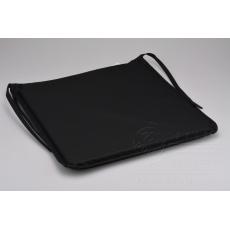 Podsedák na židli nebo lavičku (40x40x3cm) - Černý