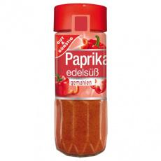 GG Paprika sladká výběrová mletá 50g