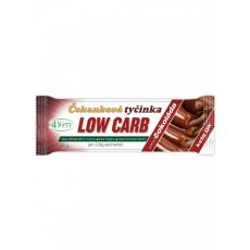 Tyčinka Čekanková LOW CARB čokoláda 35g