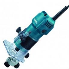 MAKITA Jednoruční frézka 6mm,530W 3709
