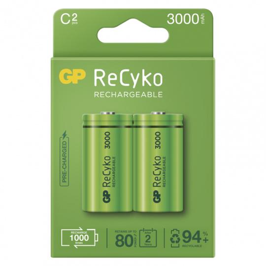 GP nabíjecí baterie ReCyko C (HR14) 2PP