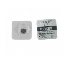Maxell Silver Oxide 377