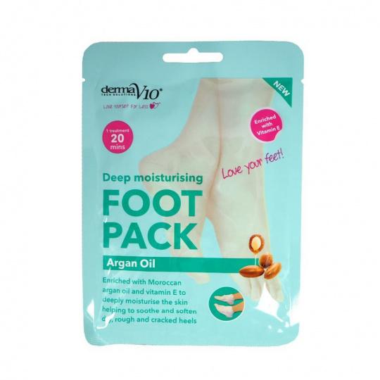Derma V10 Arganový olej maska na nohy