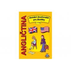 Angličtina domácí doučovatel pro školáky 8-11 let