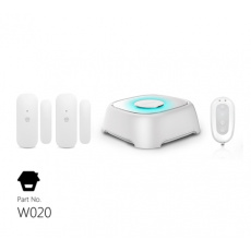 SMANOS W020+IP6 Wireless Alarm+Cam