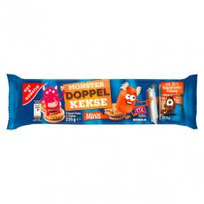 GG Monster Minis sendvičové sušenky s kakaovým krémem 225g