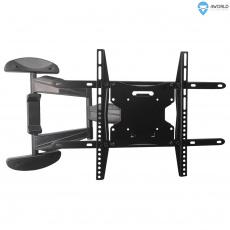 4W Držák pro LCD 30-75'' otočný/sklopný max.40kg