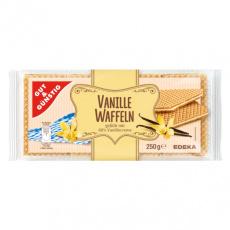 GG Oplatky s 68% vanilkové náplně 250g