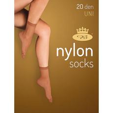 ponožky NYLON socks 20 DEN / 2 páry