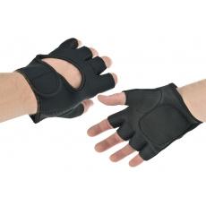 Fitness zpevňující rukavice z neoprenu - Uni (9-11)