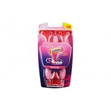 Holítka žiletky s lubrikačním páskem - Set 3ks