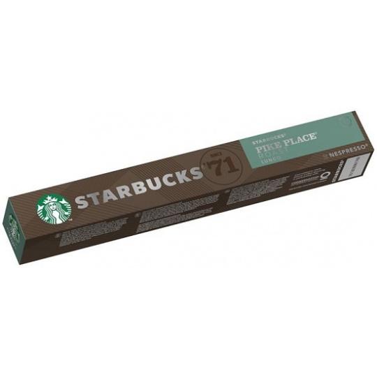 Starbucks Pike Place Nespresso 10 ks