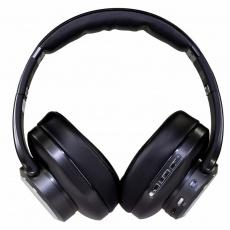 EVOLVEO SupremeSound 8EQ, Bluetooth sluchátka s reproduktorem a ekvalizérem 2v1, černé