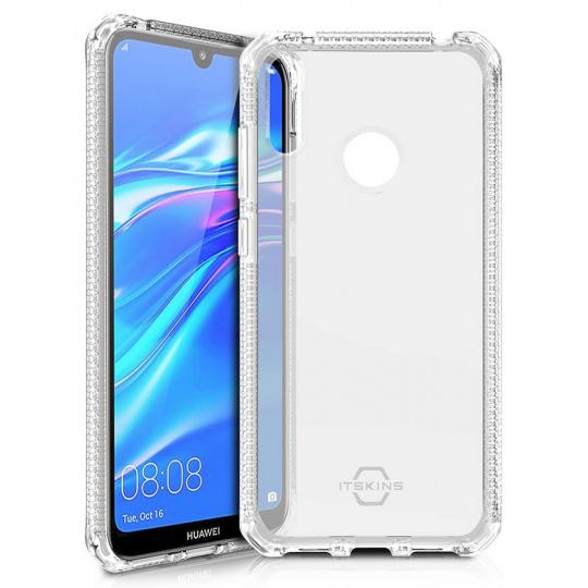 ITSKINS Spectrum gel 2m Huawei Y7 2019, Clear