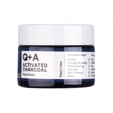 Q+A Activated Charcoal