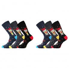 ponožky PiVoXX vánoce