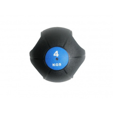 Sedco 3996B Míč medicinbal dual grip 4 k