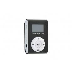 Mp3 přehrávač Digital MP3 Player - Černý