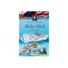Moby Dick Dvojjazyčné čtení ČJ-AJ