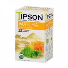 Tipson BIO Matcha med a citron 25x1,5g