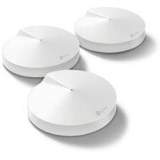TP-Link AC2200 Tri-Band Smart Home Mesh WiFi System Deco M9 Plus(3-pack)