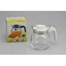 Konvice na čaj SIMAX 0,35l - Bílá (10,5cm)