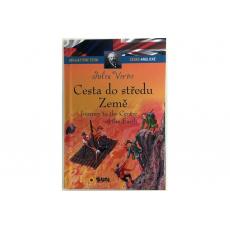 Cesta do středu země Dvojjazyčné čtení ČJ-AJ