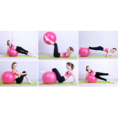 Sedco 0128 Gymnastický míč Gymball 45 cm