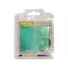 EXTOL 97345A sklo ochranné pro svářecí