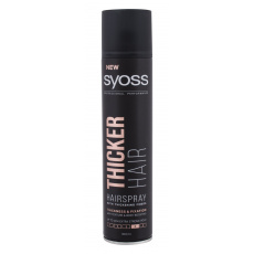 Syoss Professional Performance Thicker Hair