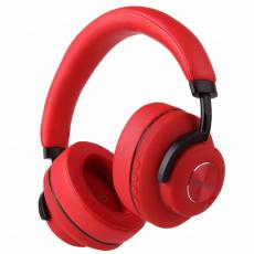 EVOLVEO SupremeSound 4ANC, bezdrátová sluchátka s ANC červená