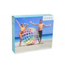 Obří nafukovací plážový míč INTEX (183cm)