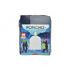 Poncho do deště - Inkoustově modré
