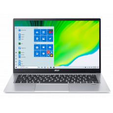 Acer Swift 1 - 14''/N5030/4G/128SSD NVMe/IPS FHD/W10S stříbrný + Microsoft 365