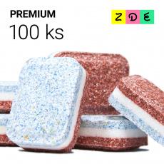 Tablety do myčky PREMIUM s fólií 100Ks