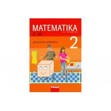 Matematika 2/2. díl Pracovní učebnice