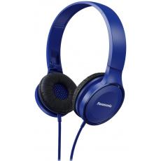Panasonic HF100E-A modrá sluchátka outdoor