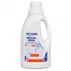 Heitmann tekutý přípravek pro praní a bělení bílého prádla, 500ml