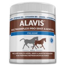ALAVIS Multikomplex pro srst a kopyta 400g