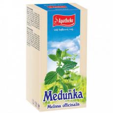 Apotheke Meduňka čaj 20x1,5g